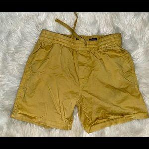 Golden Khaki H&M shorts